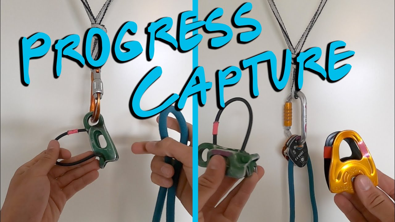 Download Progress Capture Devices: ATC Guide, Prusik Minding Pulley, and Micro Traxion