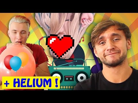 TARY ZPÍVÁ BASIC BOY !  Helium Challenge