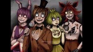 Five Nights At Freddys - тик так на часах