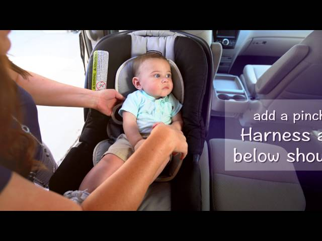 Do You Know The Basics Of Car Seat Safety