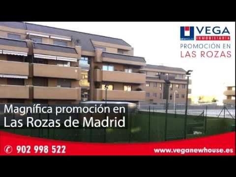 Venta de pisos obra nueva en las rozas de madrid magn fica for Obra nueva las rozas
