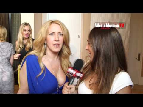 Joely Fisher Interviewed At 5th Annual Thirst Gala Hosted By Jennifer Garner