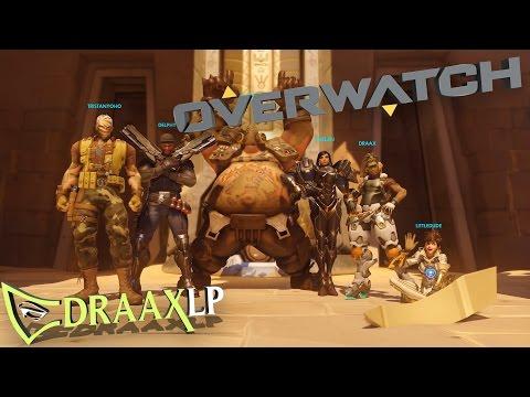 Overwatch Gameplay – Rockin With Lucio – Overwatch PVP