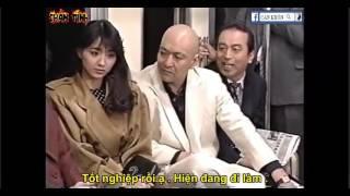 Hài Nhật Bản - Đang tán gái bị ngay đầu gấu phá đám 2 (VIETSUB)