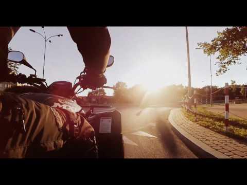 Legal ATV city ride