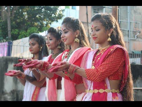 Dhak Baja Kashor Baja Dance || Choreography By Nikita || Shreya Ghoshal