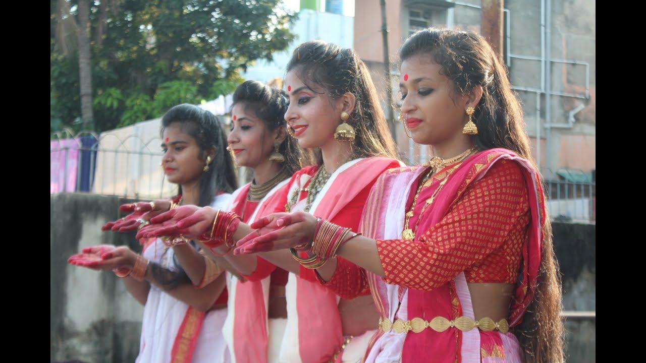 Download Dhak Baja Kashor Baja Dance    Choreography By Nikita    Shreya Ghoshal
