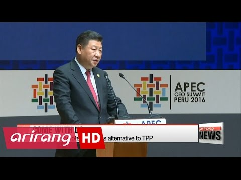 Xi Jinping vows to play greater role in economic globalization in light of potential trade...