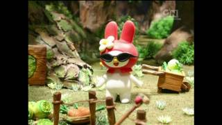 hello kitty stump village theme song subtitled (korean)