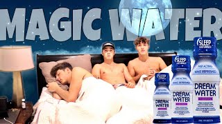 THIS MAGIC SLEEP WATER REALLY WORKS!!! *DREAM WATER*