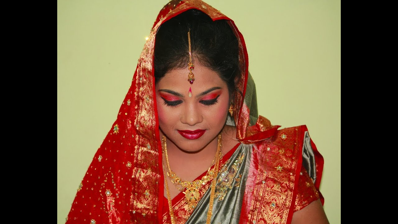 bridal makeup - indian bride/wedding tutorial |makeupinfo| - youtube