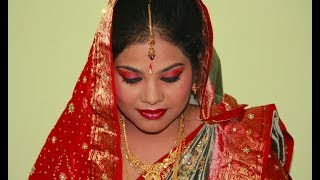 Indian Bollywood Bridal Makeup, North Indian Beautiful Bride by makeupinfo Products Used Graftobian Hi Def Palette - concealer/Foundation Mac Fix + Coastal Scents 88 palette (Matte) Urban Decay Primer Potion Makeupforever Translucent Powder Maybelline Gel Liner (Black) UD Eye pencil Zero Nars Blush - Orgasm Hot Topic Lipstick (red) NYX lip gloss  Links to Hairstyle/Beauty Videos  PhotoShoot Editorial Look- Blue Smokey Eyes /Valentines Day Party makeup https://www.youtube.com/watch?v=oVLtp1jaA7M TV Artist Makeup https://www.youtube.com/watch?v=ps922WnlHPI  Holiday Hair Tutorial: Reverse Side French Braid /Fancy Party Hairstyle http://www.youtube.com/watch?v=-tTZuE9cVn4  Messy Coiled bun with Side braid - Updo hairstyle- -for Holidays Christmas https://www.youtube.com/watch?v=IPKYpb5JSl0  BRIDAL HAIRSTYLE Updo Braid /Bun.  http://www.youtube.com/watch?v=J1yFUOKxweg https://www.youtube.com/watch?v=-0_3BzdDAVE  Updo Hairstyle with 2 Braids - Party/Bridal/Wedding/Prom/Homecoming/Thanksgiving/Christmas  Everyday Neutral Makeup - http://www.youtube.com/watch?v=g2iL6RyqwRA  Evening Party Makeup /Classy makeup http://www.youtube.com/watch?v=hQwt7WyDOnU   how to do Waterfall Braid https://www.youtube.com/watch?v=jKX-l1Cdtr0  Valentines Day Makeup http://www.youtube.com/watch?v=taewANW63N0  Easy Hairstyle for Party and Bridal Hairstyle - Long Braid with Bun. How to style long medium short hair.Indian bridal hairstyles. For Karva chauth, Thanksgiving, New Year and Christymas, Eid,halloween and festival parties. CUTE AND EASY HAIRTYLES,PARTY BUN, UPDO Hairstyle BUN, back to school hairstyles, unique hairstyles, wearable hairstyles, bridal hairstyles, engagement hairstyles,  wedding hairstyles,easy party undo, date night hairstyle, no heat hairstyles, simple hairstyle Party MAKEUP  http://www.youtube.com/watch?v=V_p6xfydOU0  EID/Diwali  HAIRSTYLES- Braids and Buns https://www.youtube.com/watch?v=jKX-l1Cdtr0  GLAMOUROUS MAKEOVER https://www.youtube.com/watch?v=qQH_kvjoIso SMOKEY E