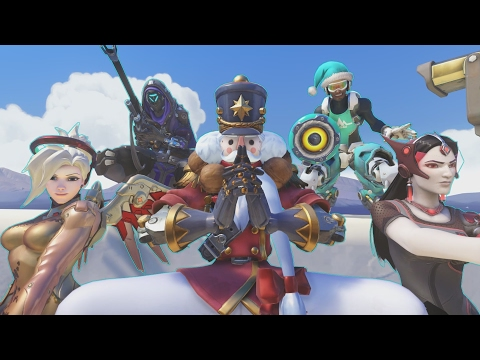 Overwatch - The Quintuple Support Meta