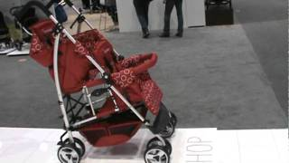 Kinderwagon Strollers/ Kinder Wagon Hop Double __2013 @ Abc Kids Expo