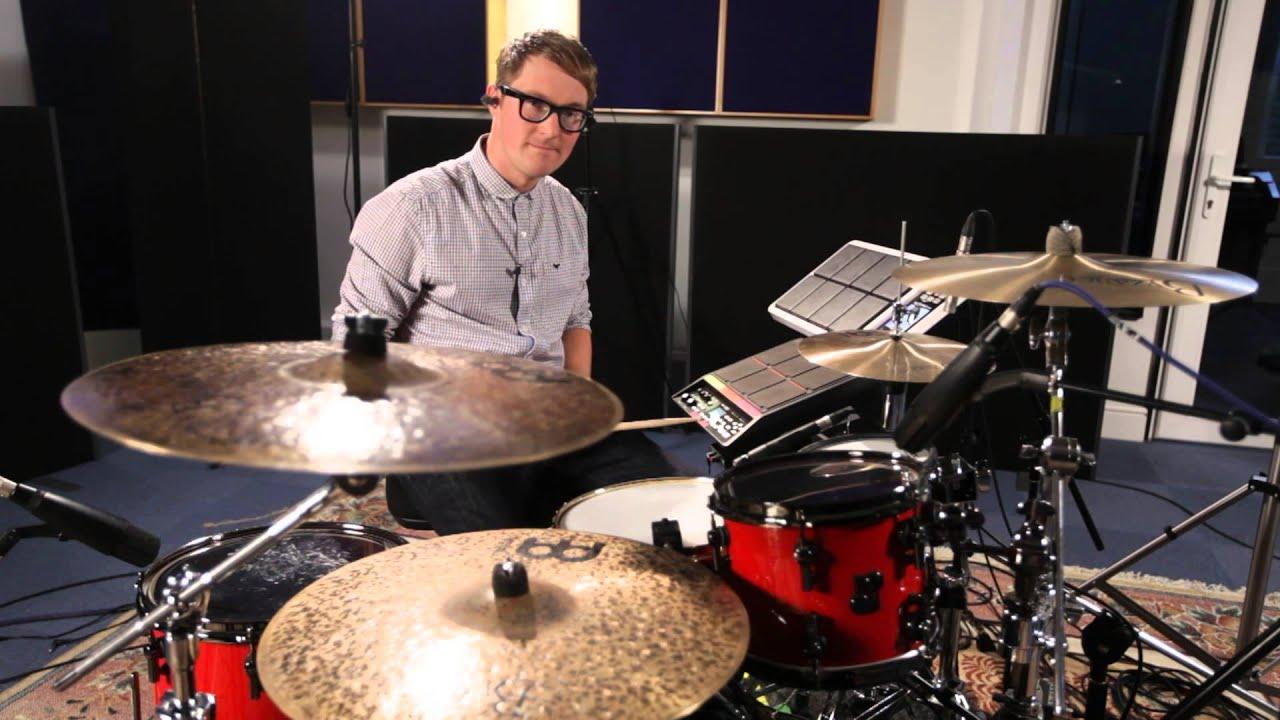 3 Ways to Create a Hybrid Drum Kit - Roland U S  Blog