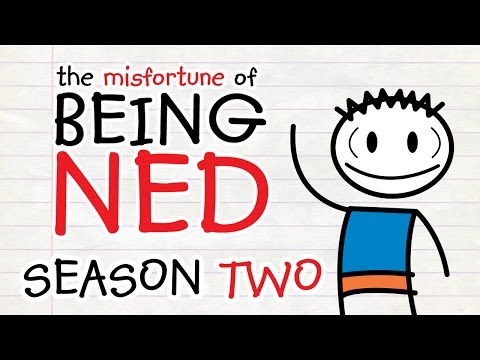 The Misfortune Of Being Ned - SEASON 2 SUPERCUT