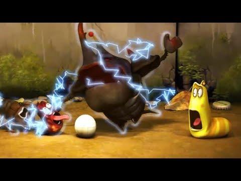 Larva Terbaru Cartoon 2018 | Episodes Electronic Shock - Whistle - Diving  | Larva 2018 Full Movie