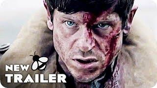 Hurricane Trailer (2018) Iwan Rheon War Movie