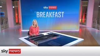 Sky News Breakfast: Former spy warns of growing Russian hostility