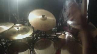 "SIX FEET UNDER- ""The Seperation of Flesh From Bone"" DRUM POV - Lord Marco"