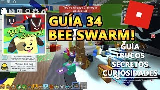 Bee Swarm Simulator, How to Get More Tickets - Gifted Bee Cheats, Roblox English Guide Tutorial 34
