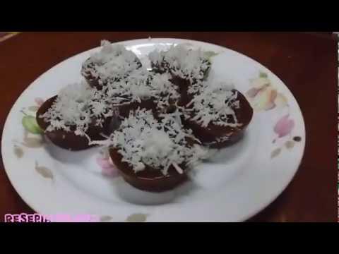 Resepi Kuih Lompang Gula Merah Youtube