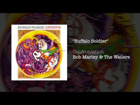"""Buffalo Soldier"" - Bob Marley & The Wailers | Confrontation (1983)"