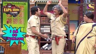 Dr. Mashoor Gulati Feels Ticklish - The Kapil Sharma Show