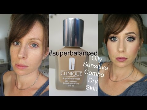Clinique Superbalanced Silk Makeup Foundation | Demo + Review