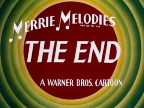 MERRIE MELODIES & LOONEY TUNES OPENING & CLOSING COMPLAINTION (My Longest Version)
