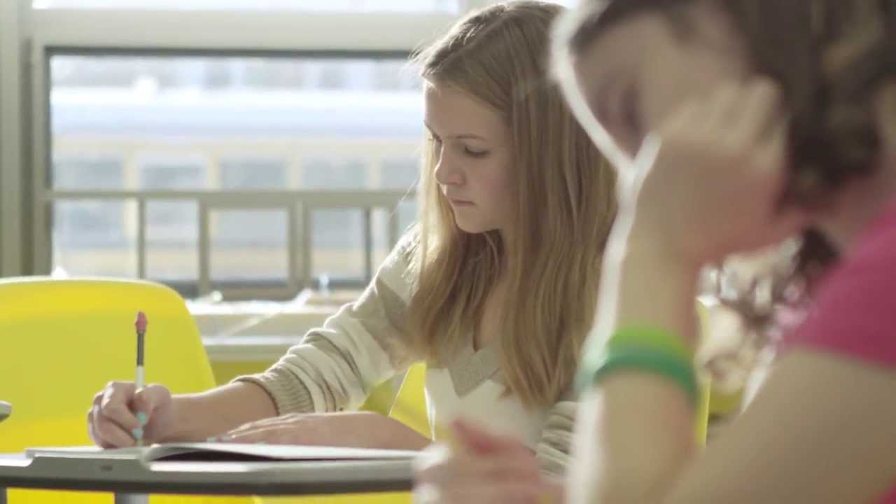 The Newmark School Case Study - Creating a Positive Learning Environment - Steelcase