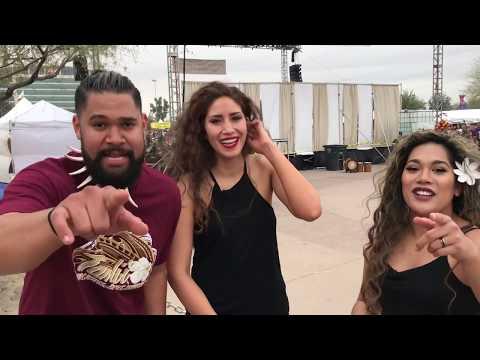 AZ ALOHA FEST 2018 | Tamali'i Polynesian Entertainment Interview