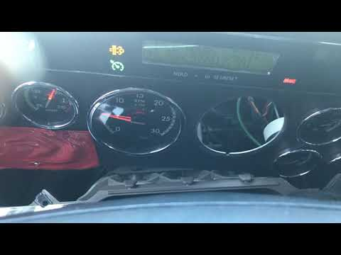 Freightliner Cascadia Gauge Issues