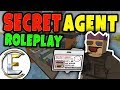 Unturned - SECRET AGENT RP | Find out where they're producing deadly poison ( Roleplay )