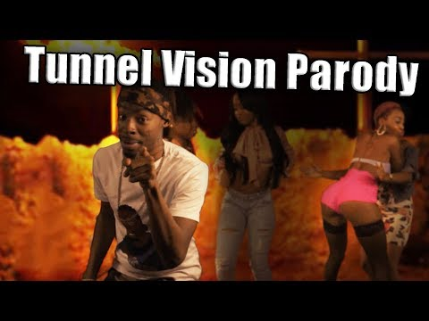 Tunnel Vision Parody (Kodak Black)