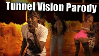 Tunnel Vision Parody (Kodak Black) | Tutweezy