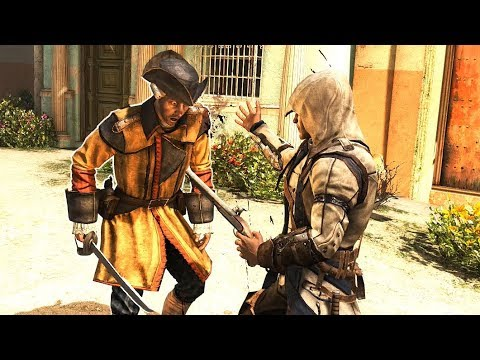Assassin's Creed 4 Connor's Outfit & Pistol Rampage Maxed Settings
