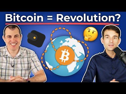 Bitcoin: Revolution des Geldsystems oder digitales Gold? | Andreas M. Antonopoulos Interview 1/2