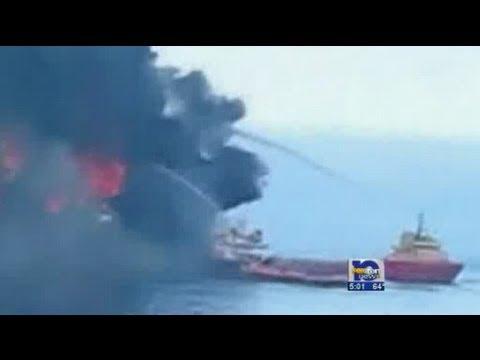 Bp Oil Spill Timeline
