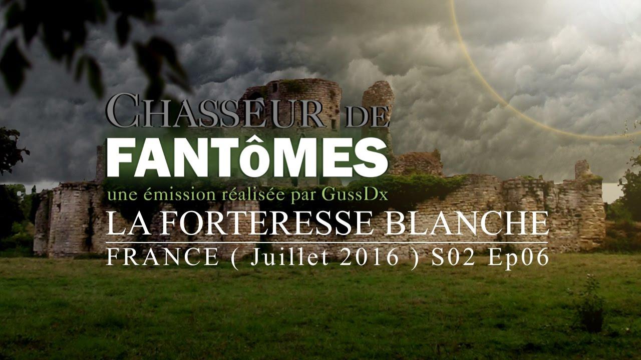 Chasseur De Fantômes S02 - #06 : La Forteresse Blanche
