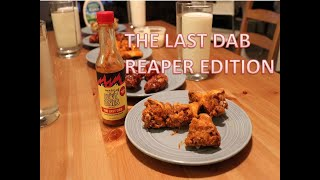 Trying the Last Dab: Reaper Edition