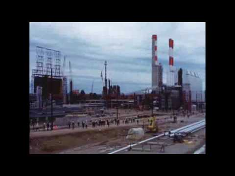 The Great Canadian Oil Sands Project in 1967 - Suncor Energy