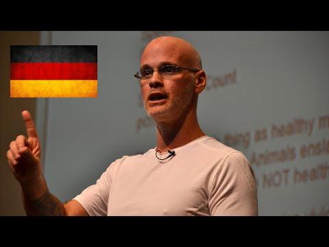Gary Yourofsky - Eine lebensverändernde Rede, New York 2014