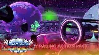 Official Trailer: Sky Racing Action Pack l Skylanders Superchargers l Skylanders