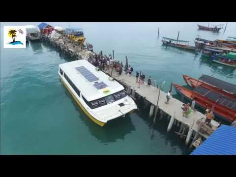 Ferries to Koh Rong - Sihanoukville to Koh Rong   Visit Koh Rong