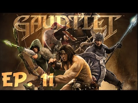 I Hope You Can't Pay Your Rent! - Ep. 11 - Gauntlet - Coop Let's Play with SplatterCat