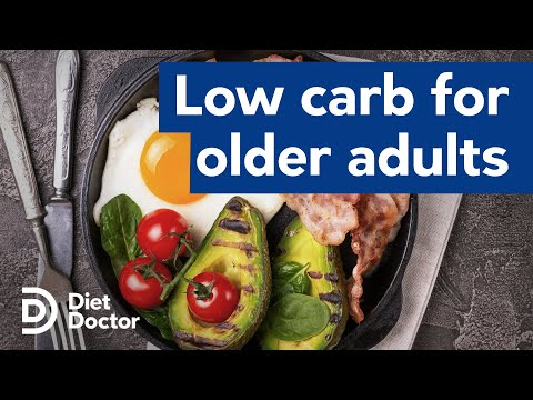 Low carb is better than low fat for older adults
