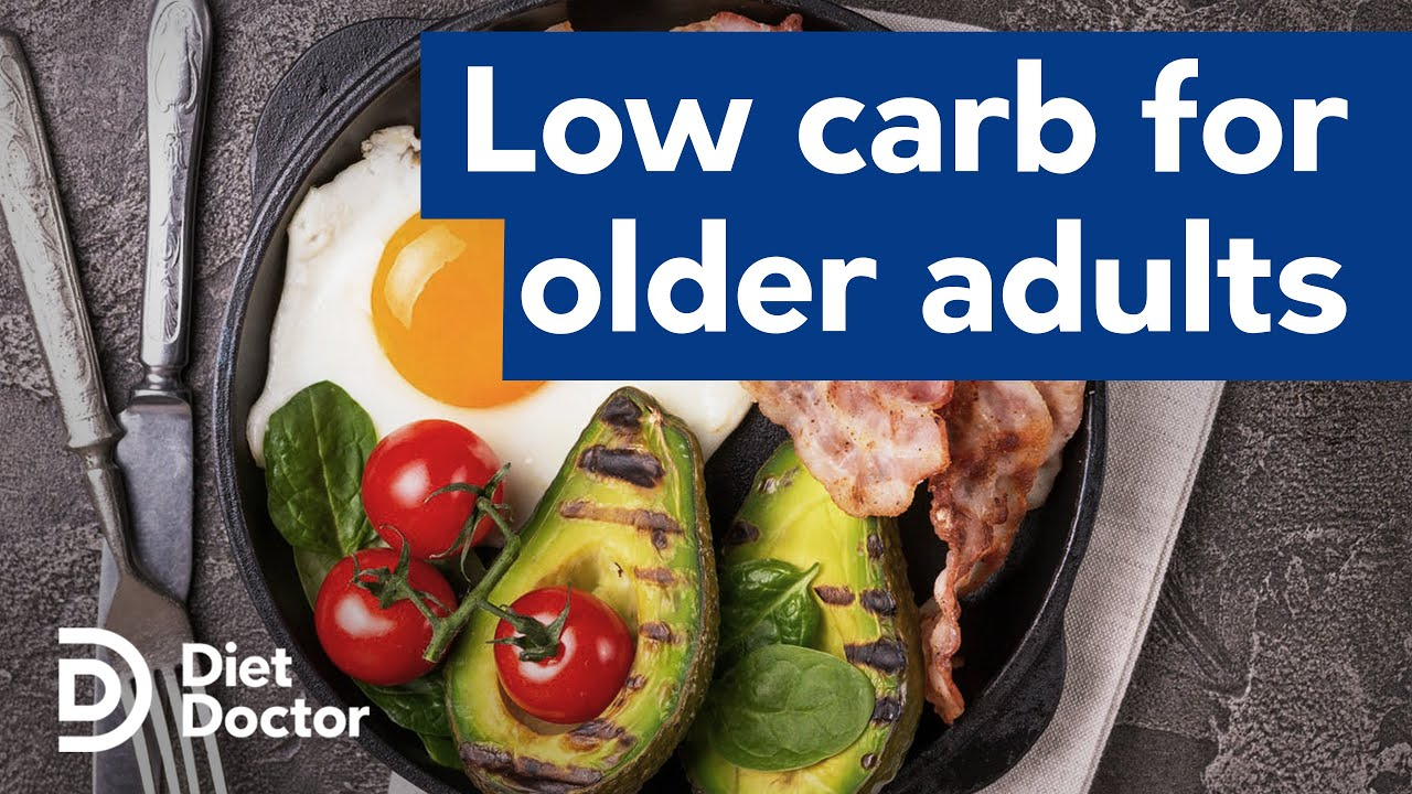 no carb diet for old people