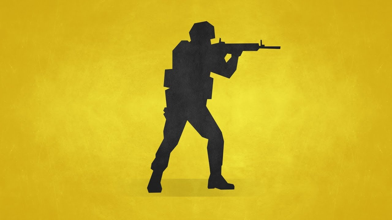 Counter Strike Go Logo