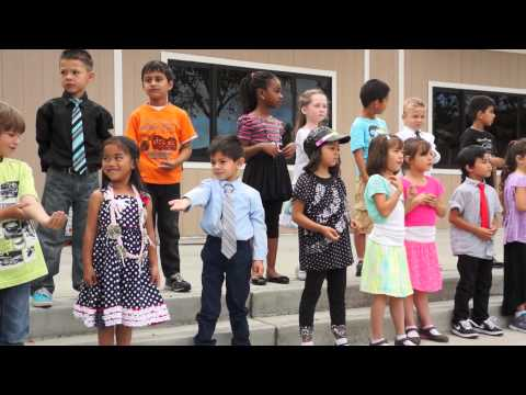 A Beautiful Day (song) - jessi's kindergarten graduation